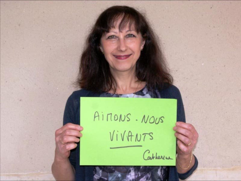 Catherine - Aimons-nous vivants