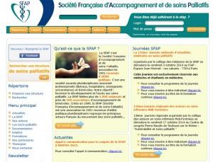 Société française d'accompagnement et de soins palliatifs