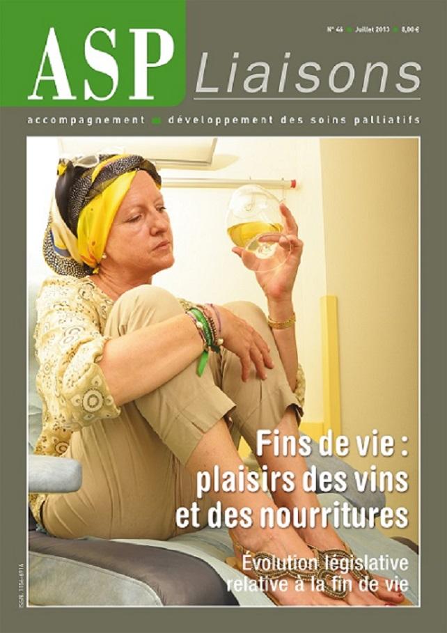Revue ASP Liaisons N°46 – Juillet 2013