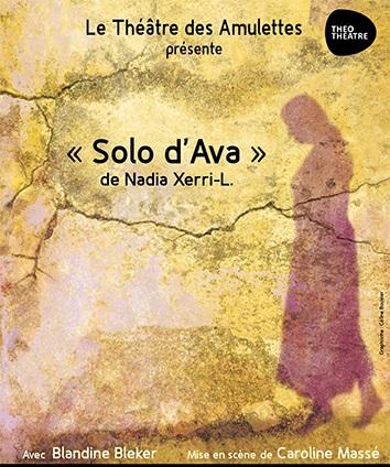 Solo d'Ava, de Nadia Xerri-L.