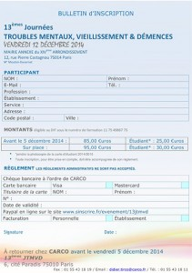 Bulletin Inscription JTMVD 2014