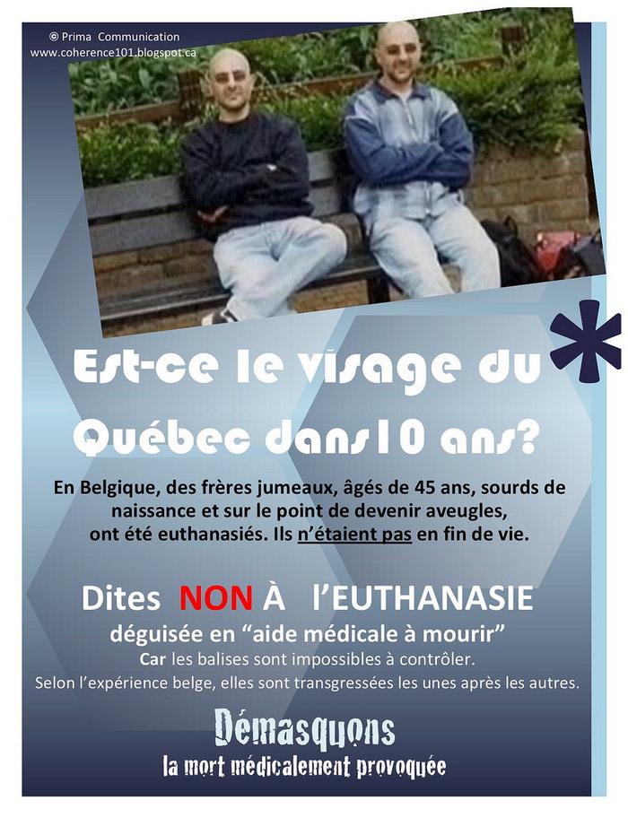 Est-ce le visage du Québec dans 10 ans ?