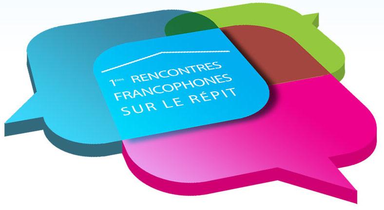 1ères Rencontres francophones sur le répit [Lyon les 3 et 4 nov. 2014]
