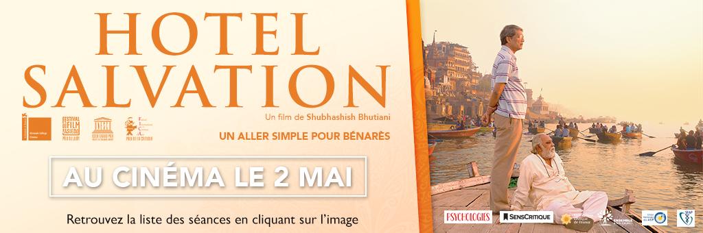 """2 mai : Projection de """"Hotel Salvation"""" en présence de bénévoles de l'ASP fondatrice"""