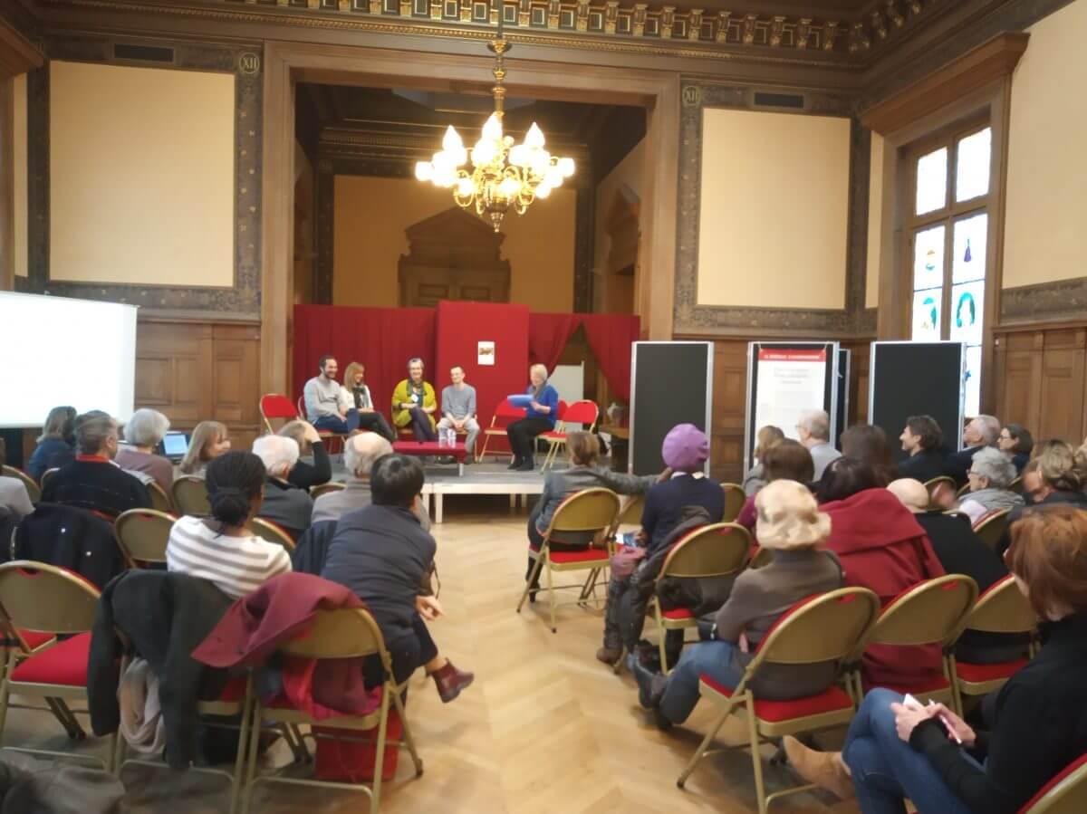 Retour sur la table ronde « Engagement citoyen en soins palliatifs »