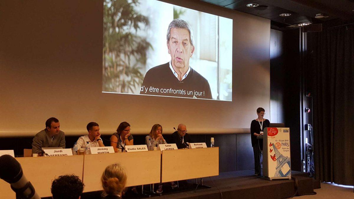 Un engagement important de l'ASP fondatrice au Congrès de la SFAP